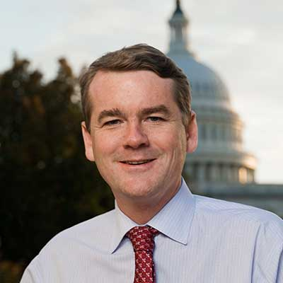 photo of Michael F. Bennet