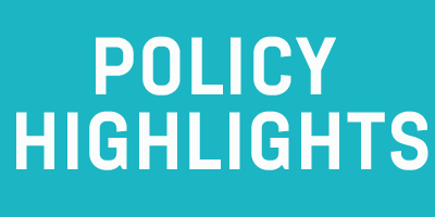 policy highlights tax reform