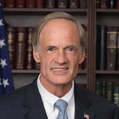 photo of Thomas R. Carper