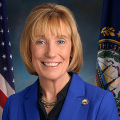 photo of Maggie Hassan
