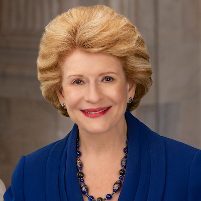 photo of Debbie Stabenow