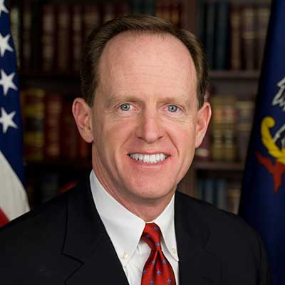 photo of Patrick J. Toomey