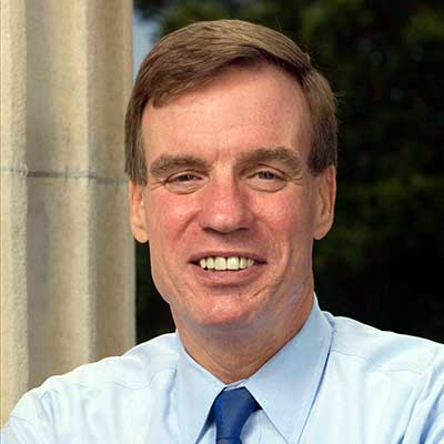 photo of Mark R. Warner